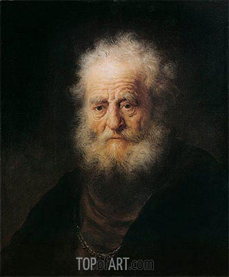 Portrait of an Old Man, 1632 | Rembrandt | Painting Reproduction