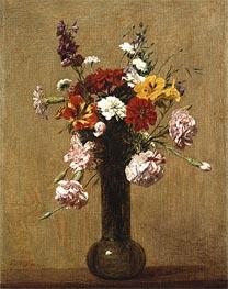 Small Bouquet, 1891 von Fantin-Latour | Gemälde-Reproduktion