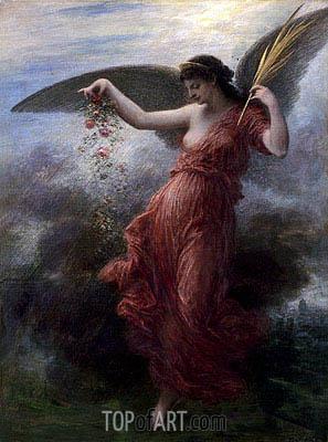 Fantin-Latour | Immortality, 1889