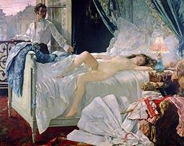 Rolla, 1873 von Henri Gervex | Gemälde-Reproduktion