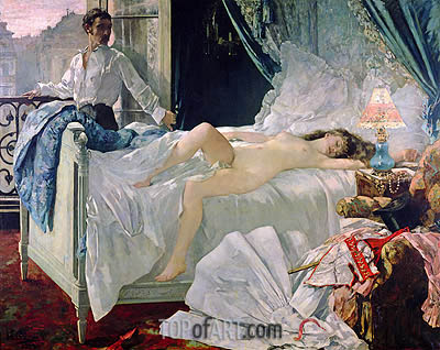 Rolla, 1873 | Henri Gervex | Painting Reproduction