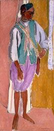The Moroccan Amido, 1912 von Matisse | Gemälde-Reproduktion