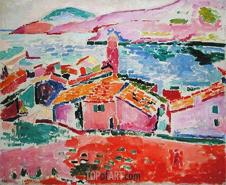 Matisse | View of Collioure, c.1905