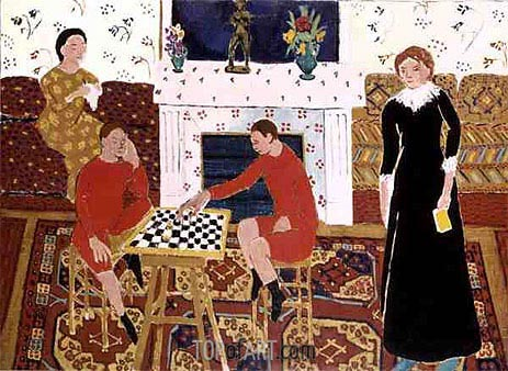 The Family of the Artist, 1911 | Matisse | Painting Reproduction