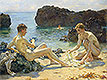 The Sun Bathers | Henry Scott Tuke
