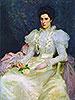 Miss Muriel Lubbock | Henry Scott Tuke