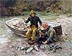 The Good Catch | Henry Scott Tuke