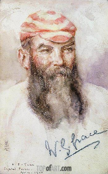 Tuke | W. G. Grace, 1905