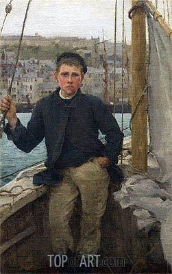 Tuke | Our Jack, 1886