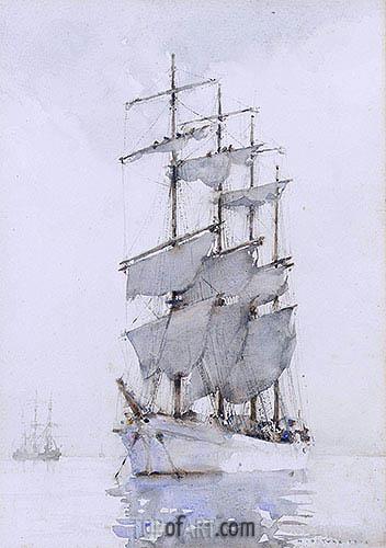 Tuke | Four-Masted Barque, 1914