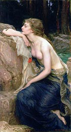 Lamia, c.1909 by Herbert James Draper | Painting Reproduction