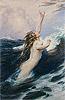 Flying Fish | Herbert James Draper