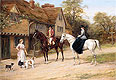 The Gamekeeper's Daughter | Heywood Hardy