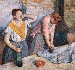 The Laundresses | Degas | veraltet