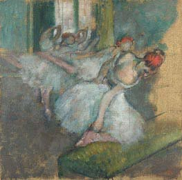 Ballet Dancers | Degas | Painting Reproduction