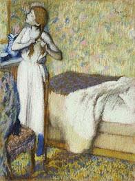 Morning Toilet, 1894 von Degas | Gemälde-Reproduktion