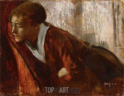 Degas | Melancholy, c.1874