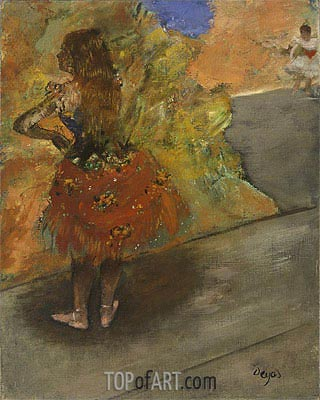 Ballet Dancer, c.1873/00 | Degas| Painting Reproduction