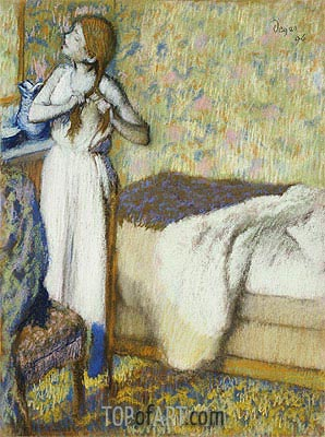 Morning Toilet, 1894 | Degas | Painting Reproduction