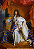 Portrait of Louis XIV of France | Hyacinthe Rigaud