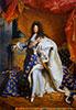 Porträt von Louis XIV von Frankreich | Hyacinthe Rigaud
