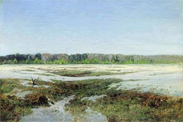 Early Spring, c.1890 by Isaac Levitan | Painting Reproduction