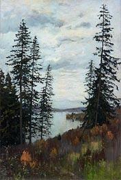 On the North | Isaac Levitan | veraltet