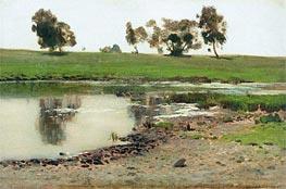 Landscape | Isaac Levitan | Gemälde Reproduktion