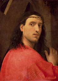 Christ Carrying the Cross, c.1515 von Italian School | Gemälde-Reproduktion