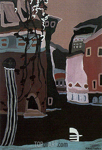 Ivan Milev | Venice, 1925