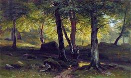 Grove, 1865 von Ivan Shishkin | Gemälde-Reproduktion