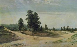 The Sands | Ivan Shishkin | outdated