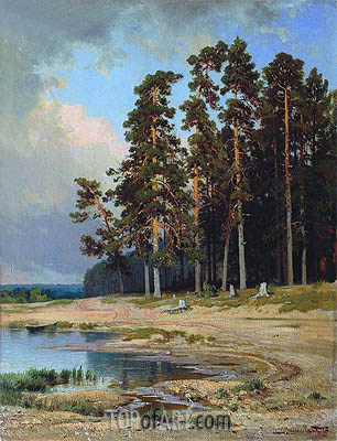 Ivan Shishkin | The Forest, 1885