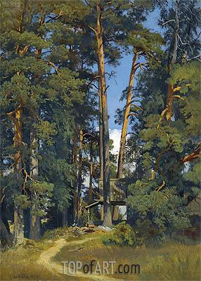 Ivan Shishkin | Woodland Grove, undated