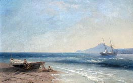 Marine Scene | Aivazovsky | Painting Reproduction