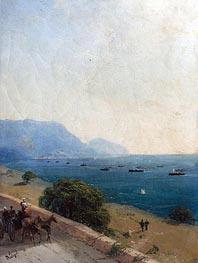 Black Sea Fleet | Aivazovsky | Painting Reproduction