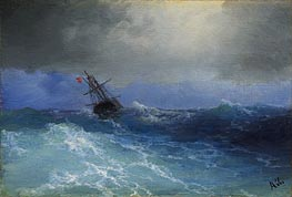 Marine | Aivazovsky | Painting Reproduction