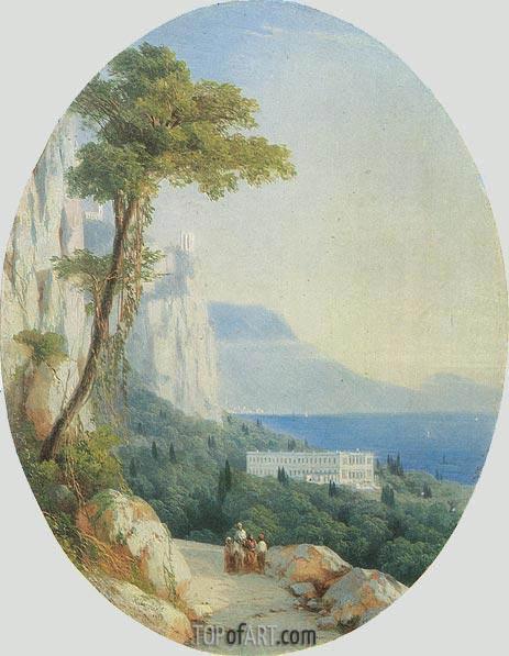 Aivazovsky | Oreanda, 1858