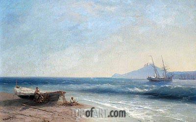 Aivazovsky | Marine Scene, 1893