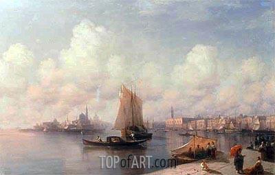 Aivazovsky | Venice, 1882