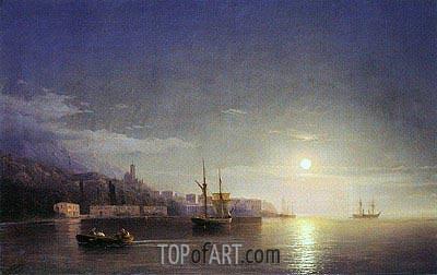 Aivazovsky | Yalta, 1853
