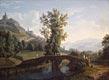 View of Montesarchio | Jacob Philippe Hackert