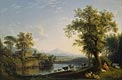 Landscape with Cattle | Jacob Philippe Hackert
