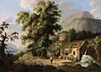View of the Copper-Mill in Vietri | Jacob Philippe Hackert