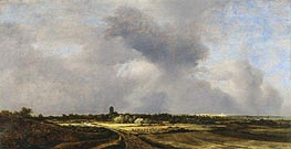 View of Naarden, 1647 by Ruisdael | Painting Reproduction