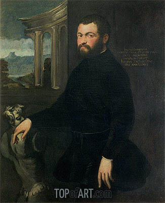 Tintoretto | Jacopo Sansovino, Originally Tatti, Sculptor and State Architect in Venice,
