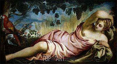 Summer, c.1555 | Tintoretto | Painting Reproduction