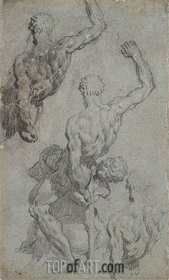 Tintoretto | Samson and the Philistine, undated