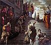 The Presentation of the Virgin | Jacopo Robusti Tintoretto