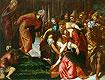 Esther before Ahasuerus   Jacopo Robusti Tintoretto